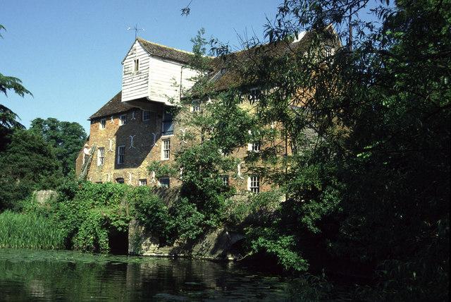 ashton mill oundle pilgrimage